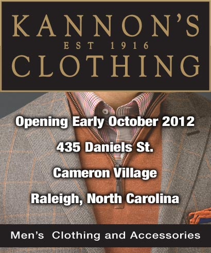 Kannon's Clothing opens in Cameron Village