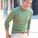 Belk Top 10 for Men – Fall 2013 Fashion – Heathered Tee