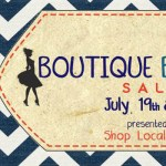 "{Sale Alert} Shop Local Raleigh's ""Boutique Blowout"" Weekend Event Starts Tonight!"