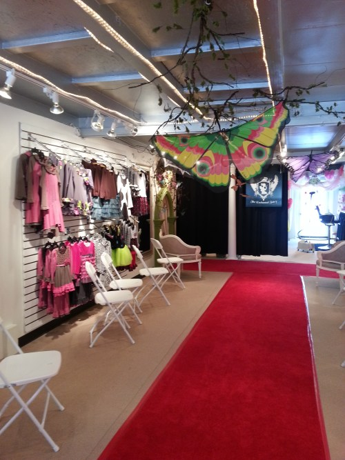 Red Carpet at The Enchanted Fairy