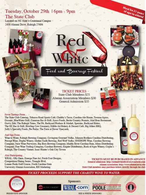 2013 Red and White Food and Beverage Festival