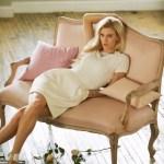 Feminine Charms: Pink Tartan dress