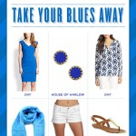 Local shopping in Raleigh at Uniquities - summertime blues
