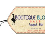 {You're Invited} The Shop Local Raleigh Boutique Blowout is Back!