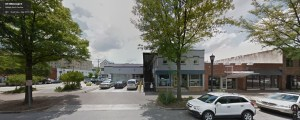 400 block of Raleigh's Hillsborough Street
