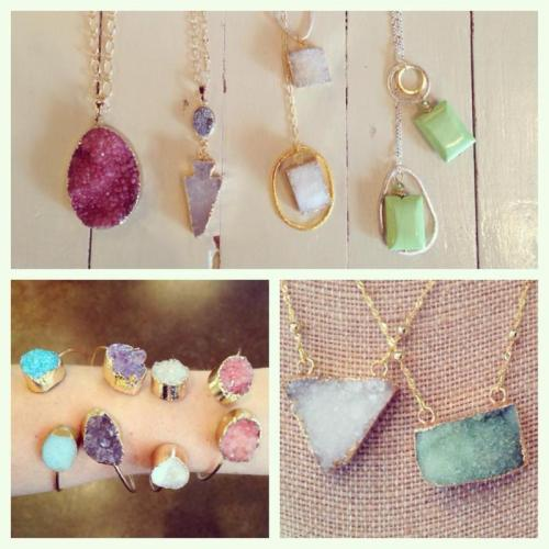 Bella Cosa jewelry from Scout & Molly's