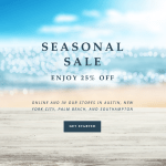 {Sale Alert} Summer Sales in Full Swing