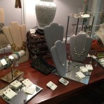 Something for the ladies, too - jewelry at Bald Head Blues in Raleigh