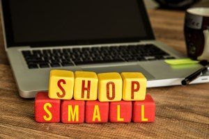 You can still shop small, even on Cyber Monday!