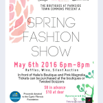 {You're Invited} Spring Fashion Show in Cary