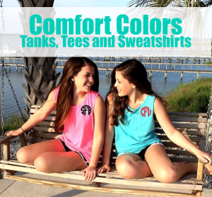 Flash sale on Comfort Colors at Swagger