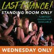 Redress Raleigh Tickets Sold Out – Standing Room Only Available Wednesday, August 17th Online
