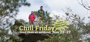 Black Friday - Great Outdoor Provision Company