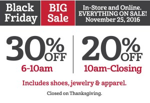 Black Friday - SRI Shoes