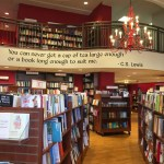 Inside Quail Ridge Books' new two-story midtown location