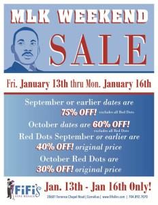 Sale at Fifi's Lake Norman/Cornelius/Charlotte, NC