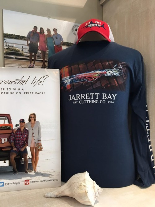 Jarrett Bay Clothing Co. in Raleigh's North Hills