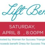 {You're Invited} Support Women of the Triangle at The Lift Benefit 2017