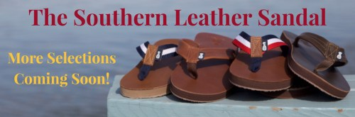 Port Southern leather sandals