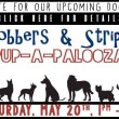 {You're Invited} Slobbers & Stripes Pup-a-Palooza at Peachy Keen