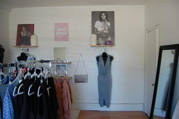 Muze Boutique in Downtown Raleigh