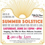 Summer Solstice Shopping Soiree at Peachy Keen Boutique