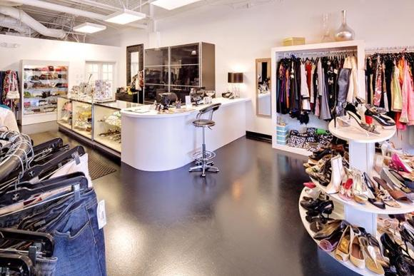 ADORE Designer Resale Boutique in North Raleigh - Photography by Sterling Stevens