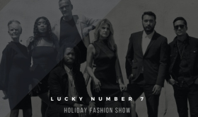 The Art of Style Holiday Fashion Show + 7 Year Celebration