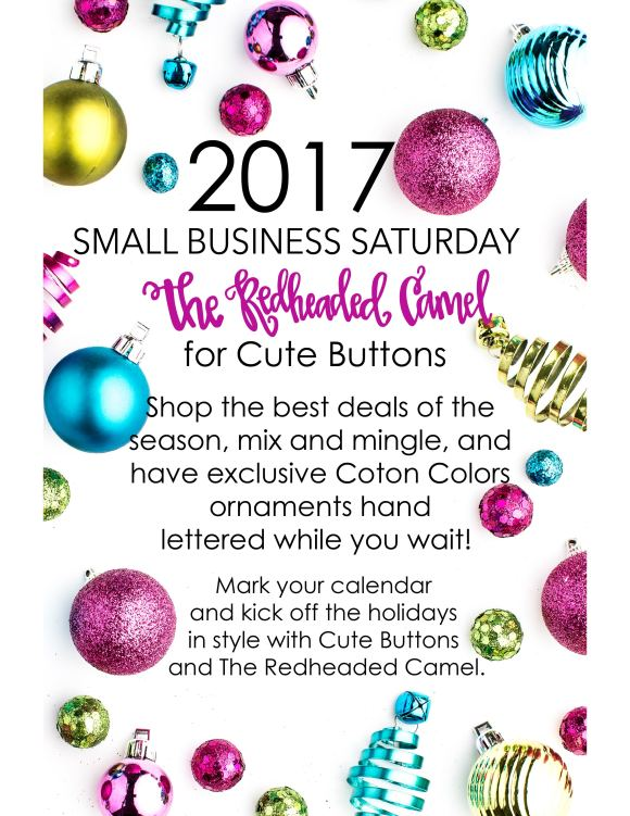 Small business Saturday savings in Raleigh, Cary, Wilmington, and beyond.