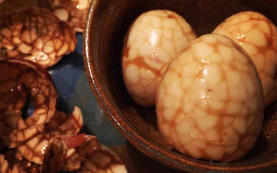 Chinese Marbled Tea Eggs – Not Your Ordinary Easter Eggs !