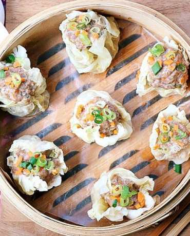 Paleo Dim Sum - Shumai. Paleo Shumai. Paleo Dim Sum. Paleo Dumplings. Paleo Chinese Dumplings. Paleo Asian Dumplings. Whole30 dim sum. Whole30 shumai. Paleo Asian food.l Paleo Chinese Food.