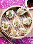 Paleo Dim Sum - Shumai, Paleo Dumpling, Paleo Asian food, Paleo Chinese food. Paleo Dumplings.