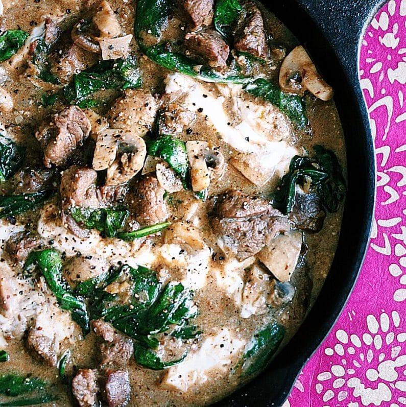 Paleo Whole30 Lamb Korma Recipe
