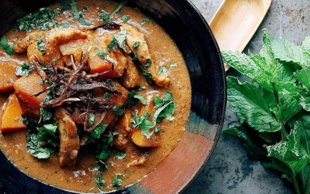 Homemade Chicken Korma (Paleo, Whole30)