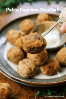 Paleo Popcorn Meatballs. Paleo Popcorn Chicken Meatballs. Whole30 Popcorn Chicken. Keto Popcorn Chicken. Meatballs. Popcorn chicken. Popcorn meatballs