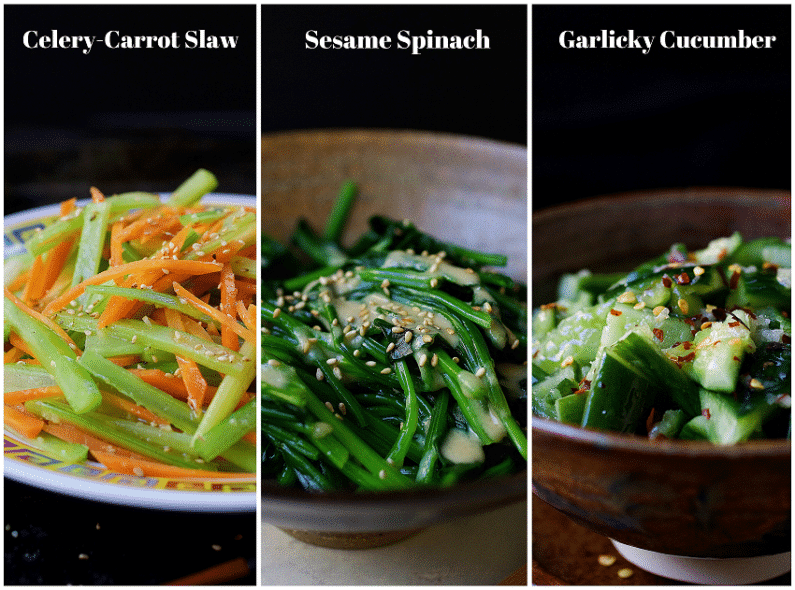 Paleo Asian Side Dishes