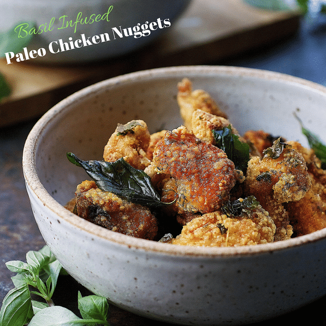 Nuggets Keto Diet: Paleo Chicken Nuggets (Whole30, Keto)