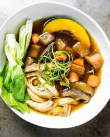 Instant Pot Bone Broth Recipe from I Heart Umami