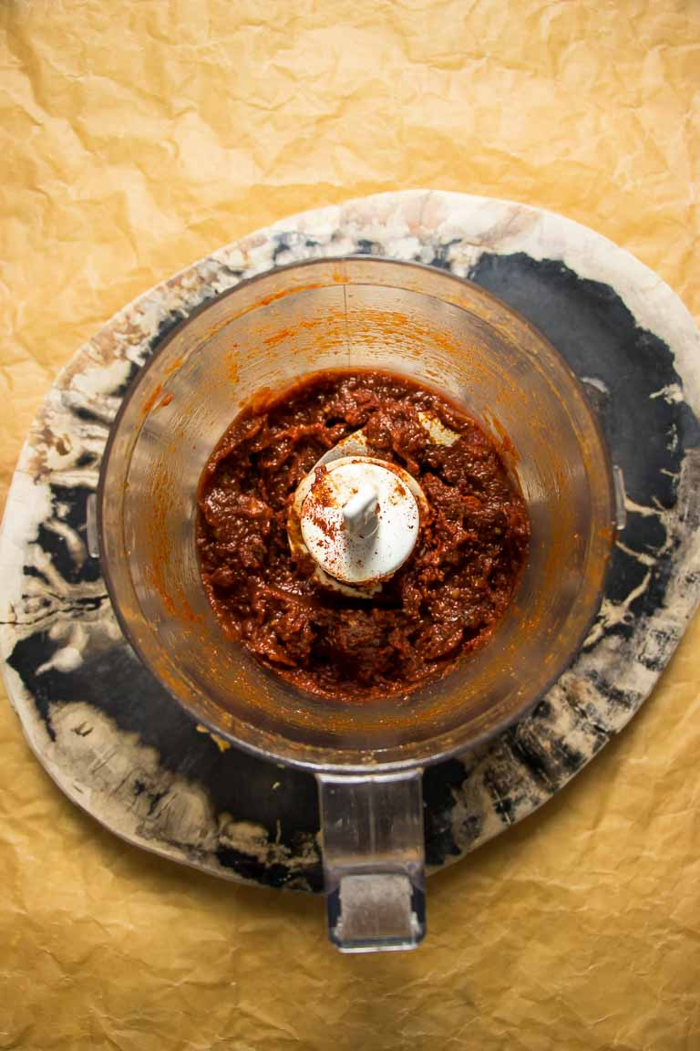 Paleo Gochujang Korean red chili paste gochujang substitute recipe