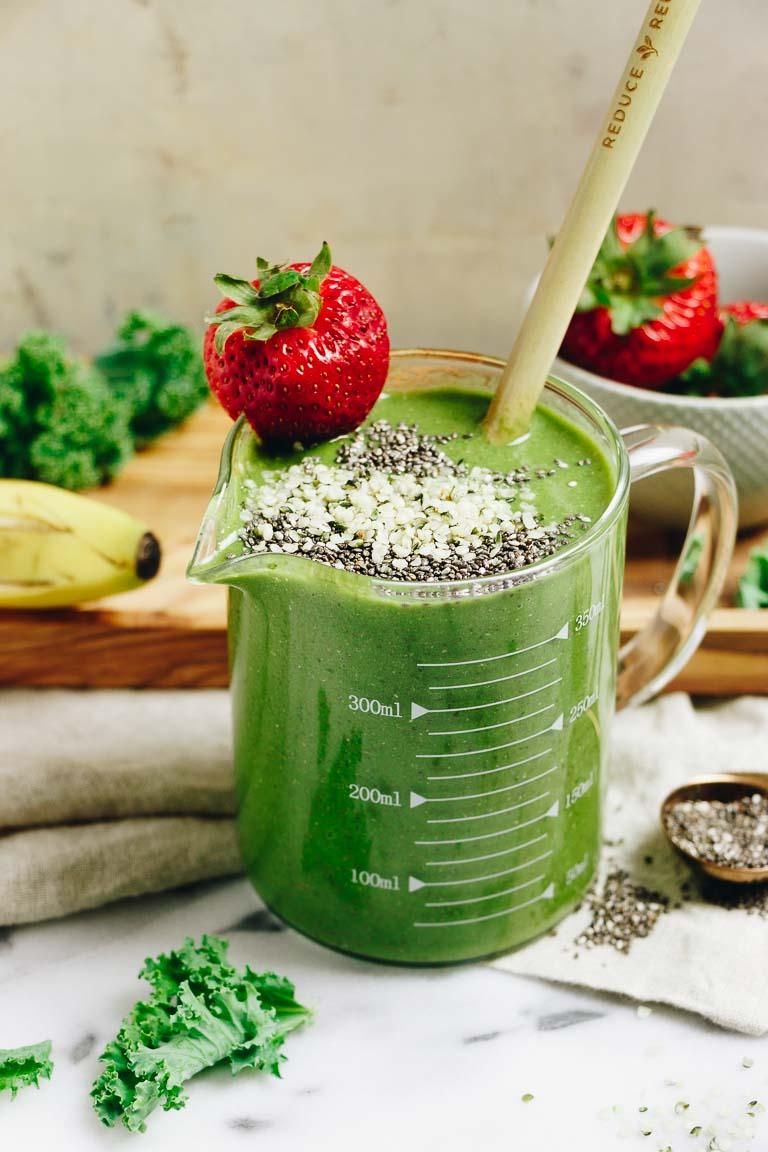 Paleo Green Smoothie