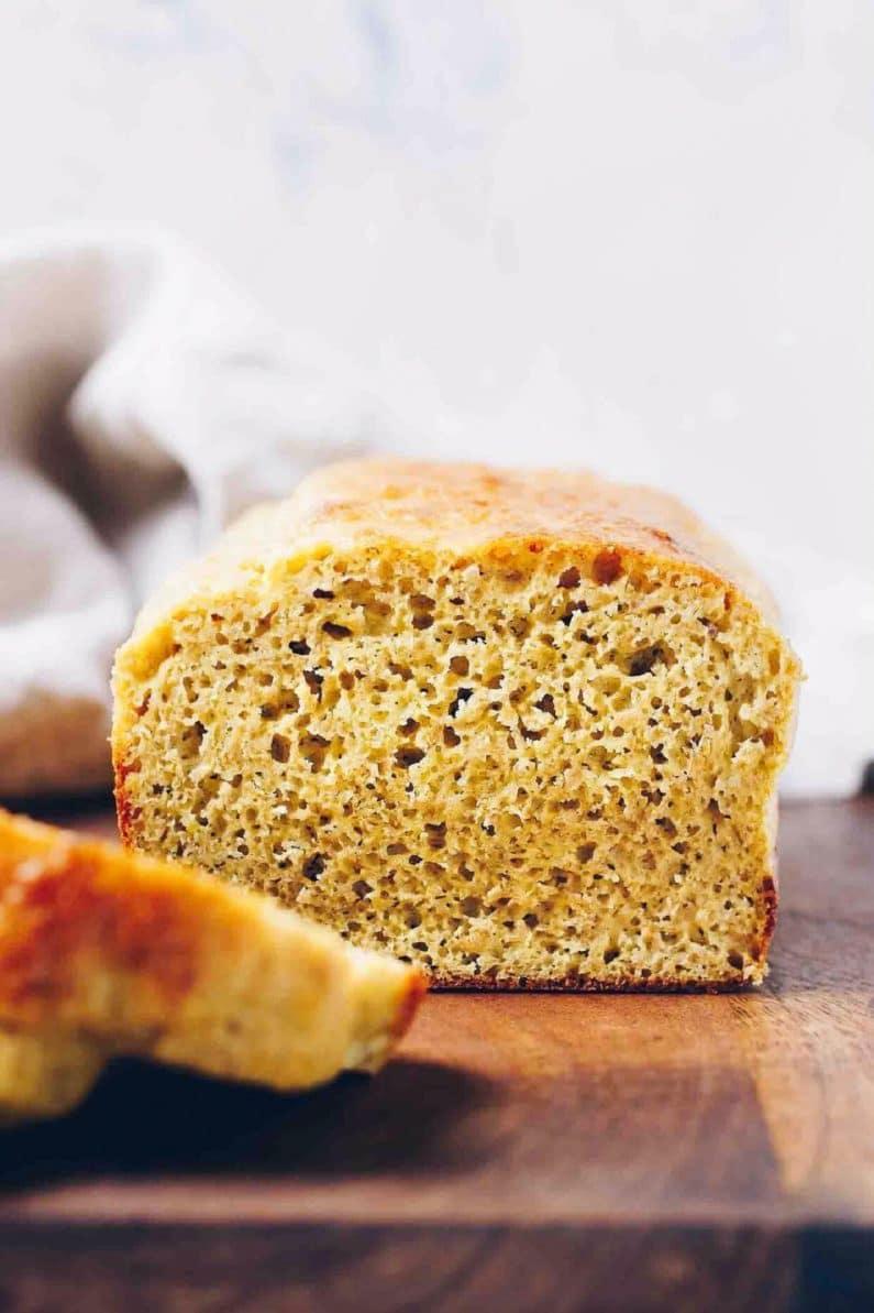 Paleo Sandwich Bread Low Carb Soft Easy