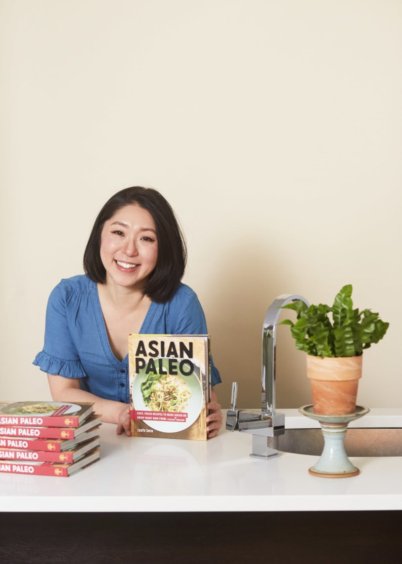ChihYu Smith Asian Paleo I Heart Umami Cookbook Author