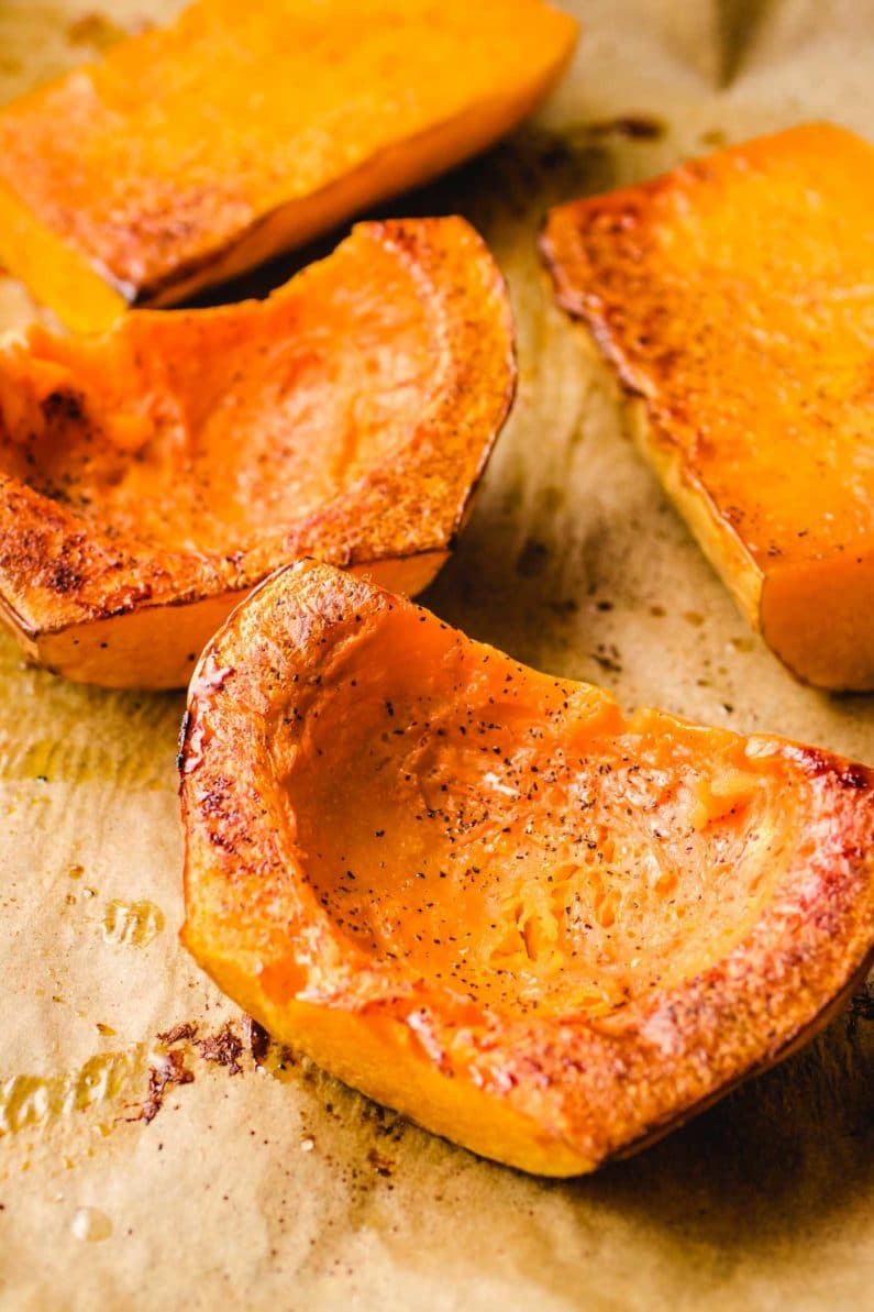 How to roast whole butternut squash