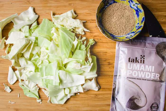 how to cook cabbage I Heart Umami