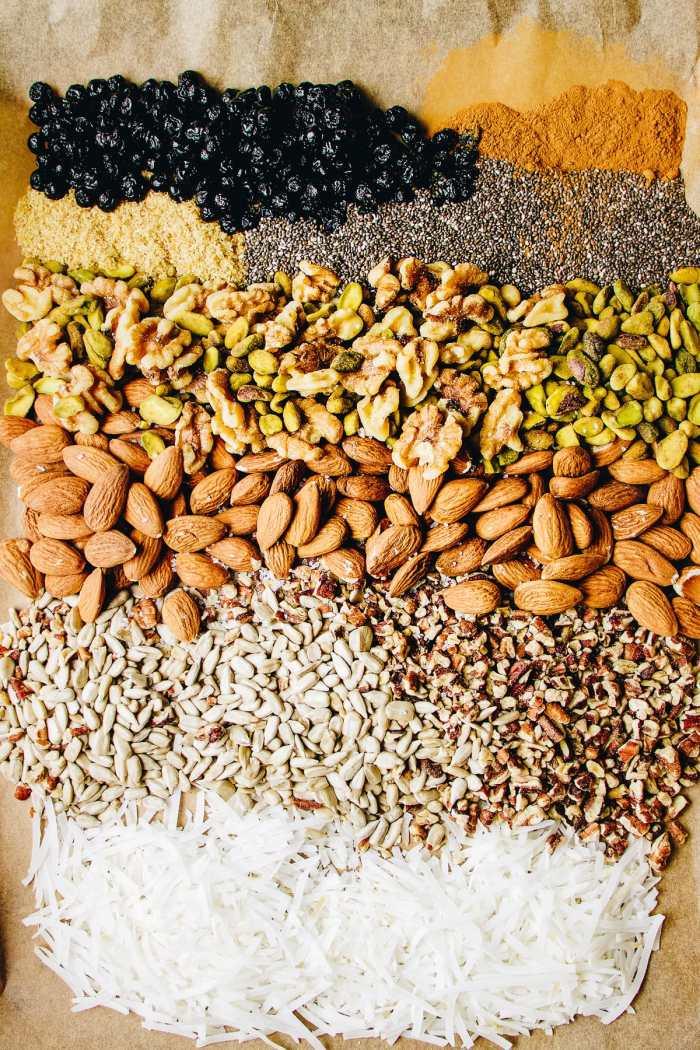 Grain-Free Granola I Heart Umami