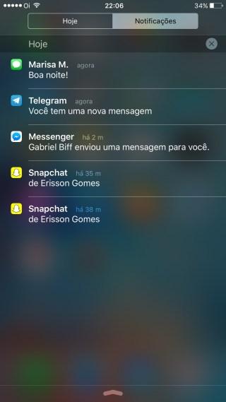 Notif iOS