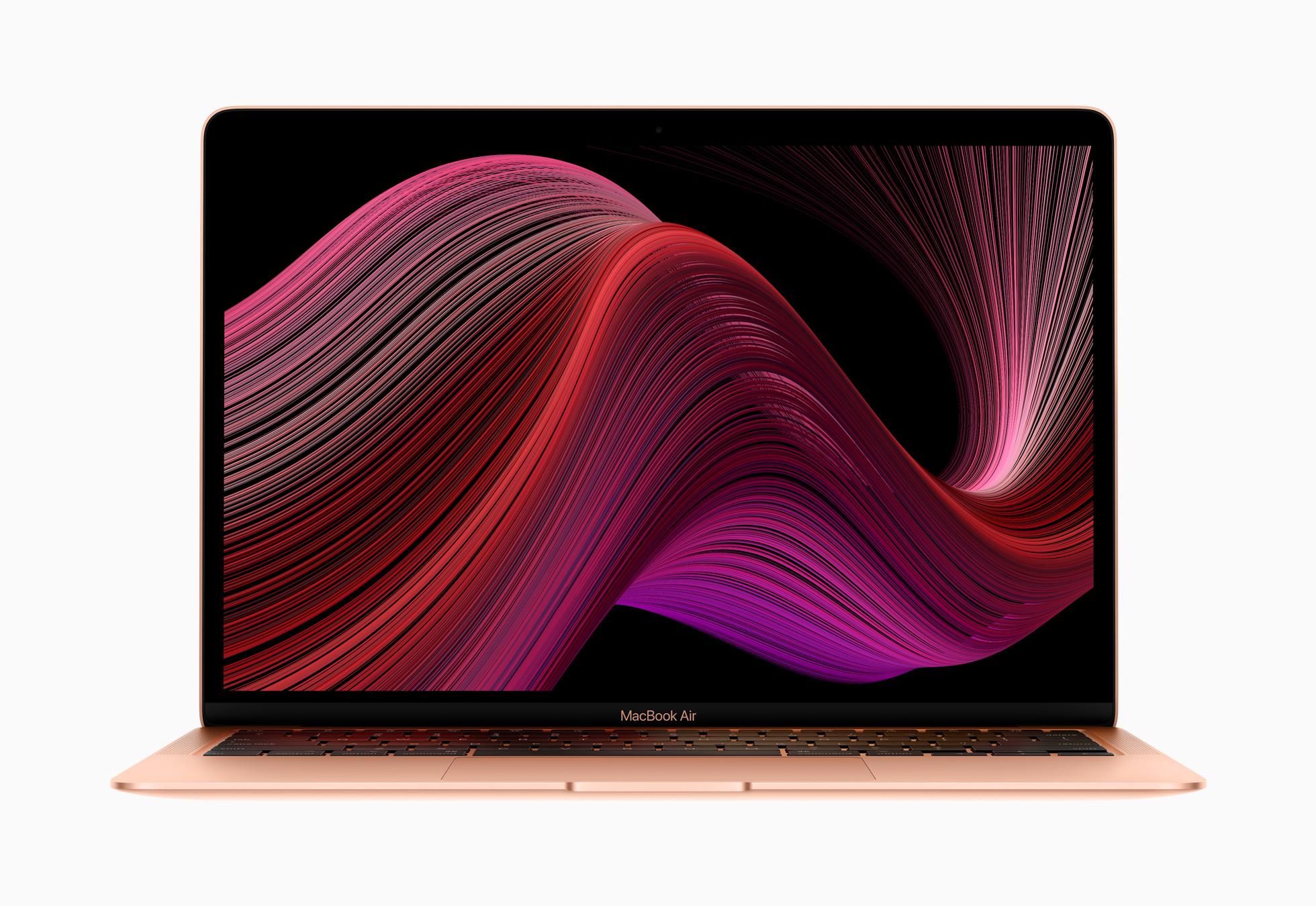 Macbook Air E Atualizado Com Novo Teclado Ihelp Br
