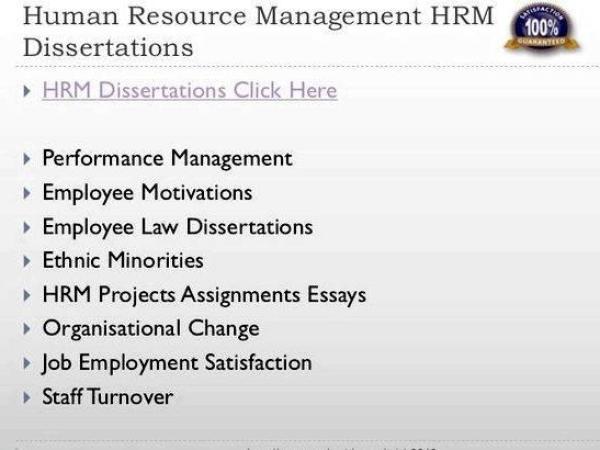 Phd dissertation topics in hrm closed doors