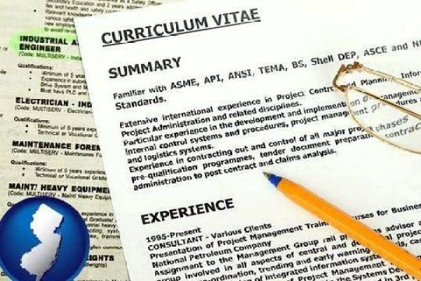 Resume writing services bergen county nj tax nationally certified resume writers