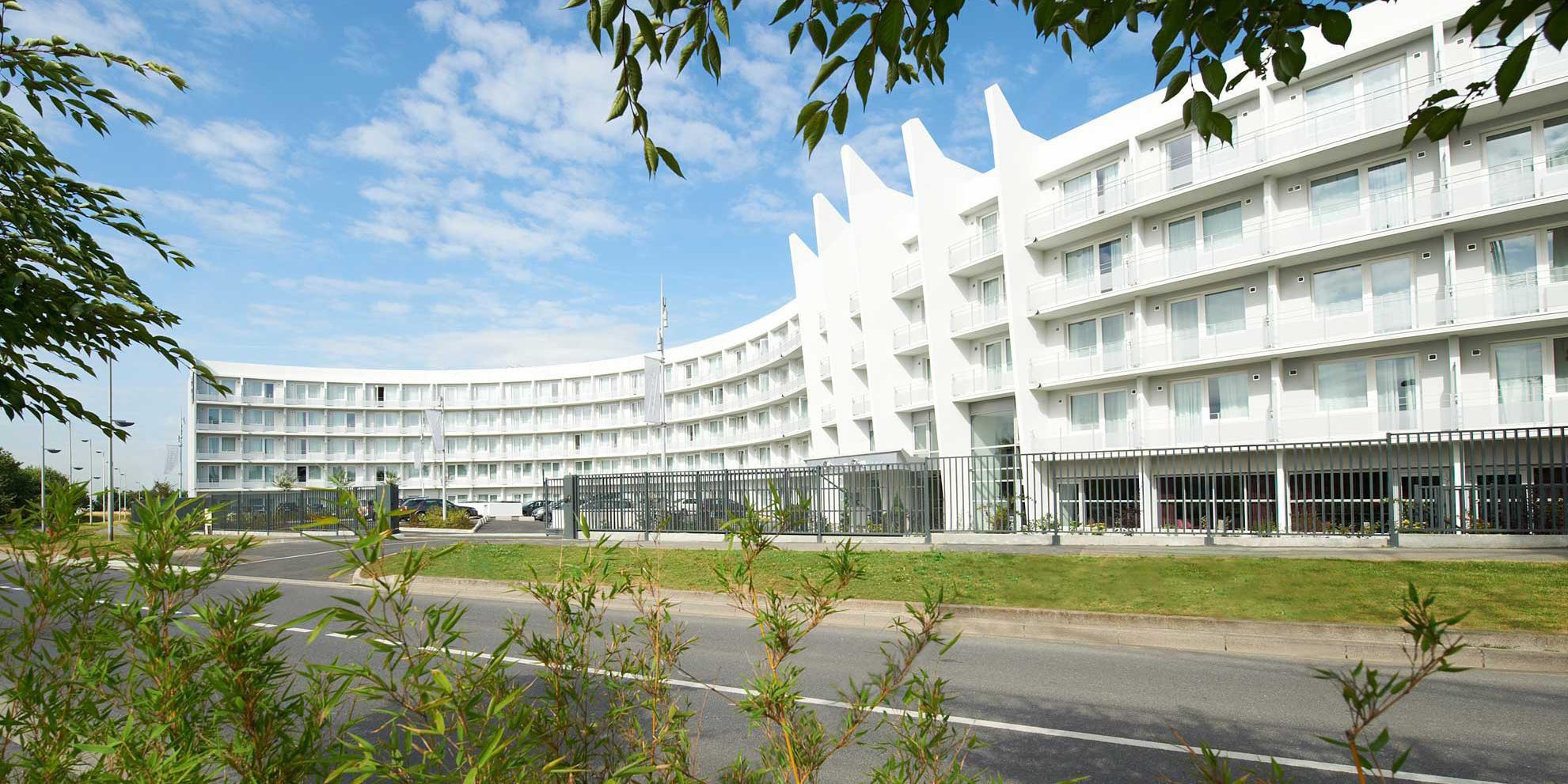 Airport Hotel Crowne Plaza Paris Charles De Gaulle